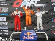 Formula Drift USA Pro-Am 2009 Irwindale Speedway-Champion