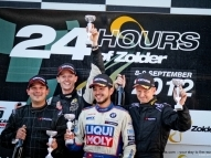 2012 24 Hour of Zolder Class Champion