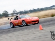 949Racing sponsored drift car-winner of D1 invitation event