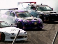 Winner of Long Beach Grand Prix Team Drift Battle 2011